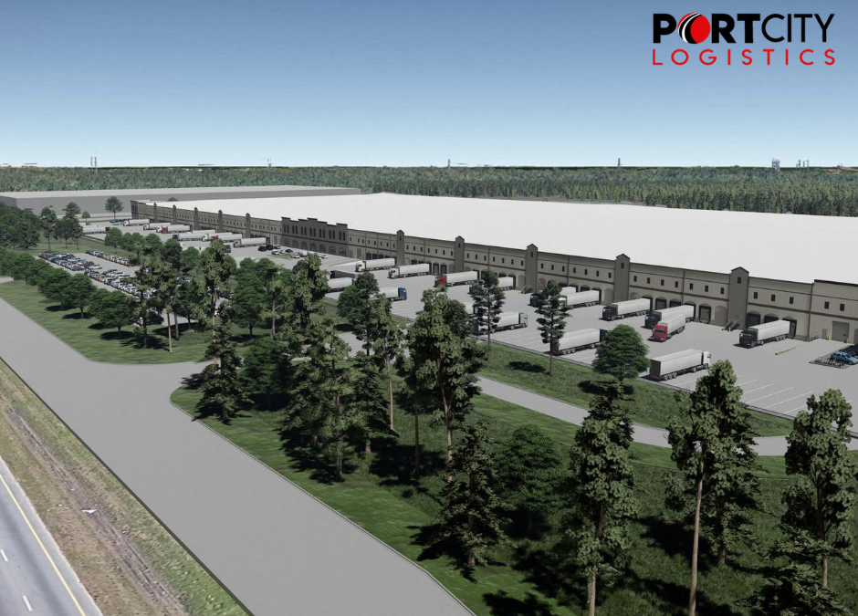 New 1mil+ sq. ft. Warehouse Coming to Savannah's Port